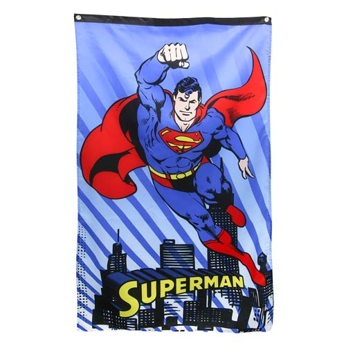 Superman DC Comics Superman Banner
