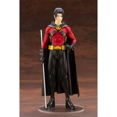 DC Comics Red Robin Ikemen First Edition Statue