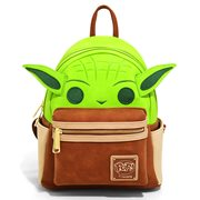 Star Wars Yoda Pop! by Loungefly Mini-Backpack