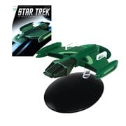 Star Trek Starships Romulan Science Vessel Vehicle with Collector Magazine #123