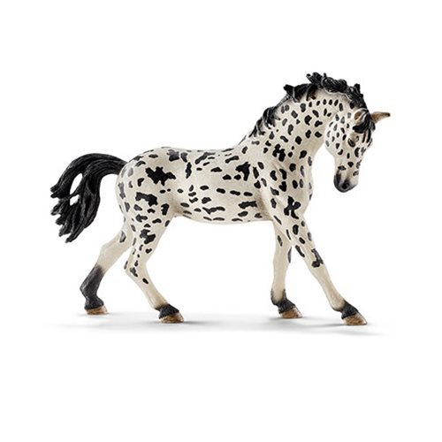 Horse Club Knabstrupper Mare Collectible Figure