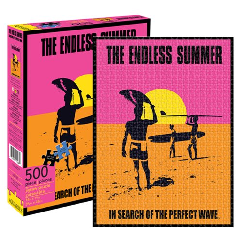 Endless Summer 500-Piece Puzzle