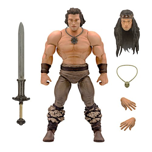 Conan the Barbarian Conan (Iconic Movie Pose) Action Figure
