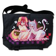 No Game No Life Shiro and Steph Messenger Bag