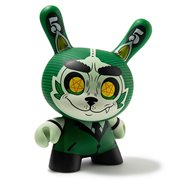 Cash Wolf Green by Josh Divine 5-Inch Dunny Vinyl Figure