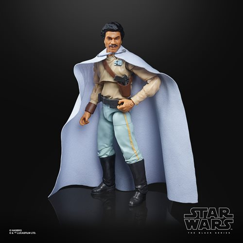 Star Wars The Black Series General Lando Calrissian 6-Inch Action Figure