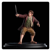 The Hobbit An Unexpected Journey Bilbo Baggins 1:6 Scale Statue