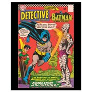 Batman Detective Comics Outsider Canvas Print