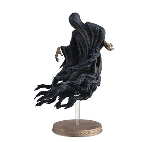 Harry Potter Wizarding World Collection Dementor Figure with Collector Magazine #3