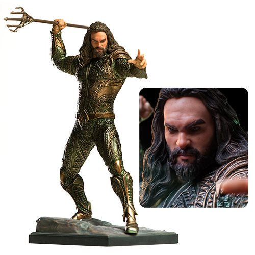 Justice League Movie Aquaman 1:10 Scale Statue