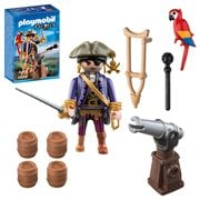Playmobil 6684 Pirate Captain Action Figure