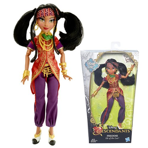 Disney Descendants Genie Chic Freddie Villain Doll