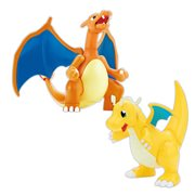Pokemon Charizard and Dragonite Model Kit