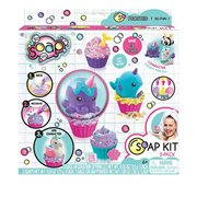 So Soap DIY So Frosted So Fun 3-Pack Kit