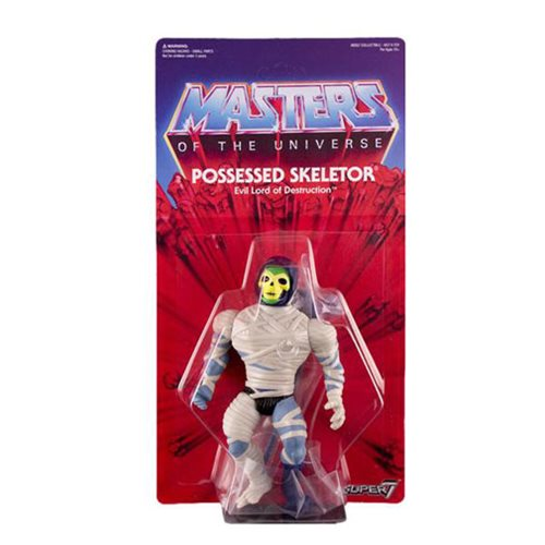 Masters of the Universe Possessed Skeletor Vintage Action Figure