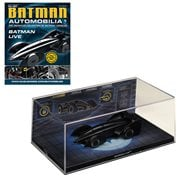 Batman Live 2011 Batmobile Die-Cast Vehicle with Collector Magazine