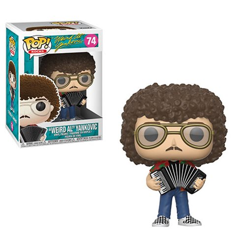 Weird Al Yankovic Pop! Vinyl Figure
