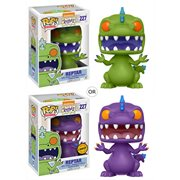 Rugrats Reptar Pop! Vinyl Figure, Not Mint