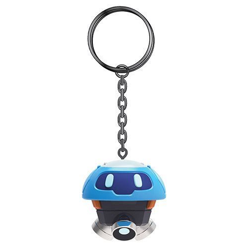 Overwatch Snowball Key Chain