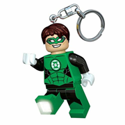 LEGO Green Lantern DC Super Heroes Minifigure Flashlight