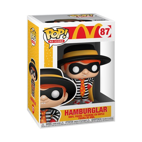 McDonald's Hamburglar Pop! Vinyl Figure