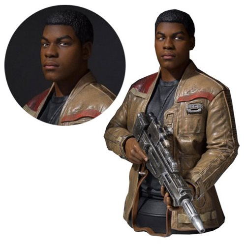 Star Wars: The Force Awakens Finn Mini-Bust