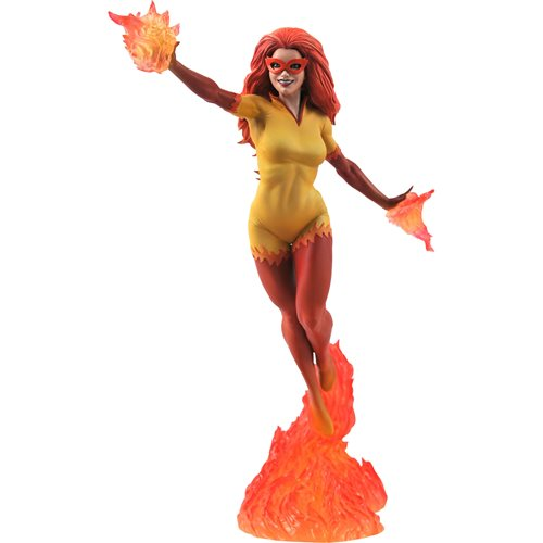 Marvel Gallery Comic Firestar Statue