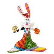Disney Roger Rabbit Statue by Romero Britto