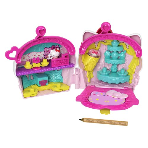 Hello Kitty and Friends Minis Cupcake Bakery Playset