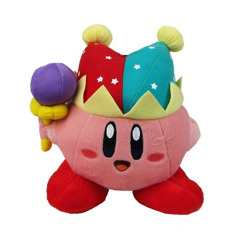Kirby's Adventure Mirror Plush