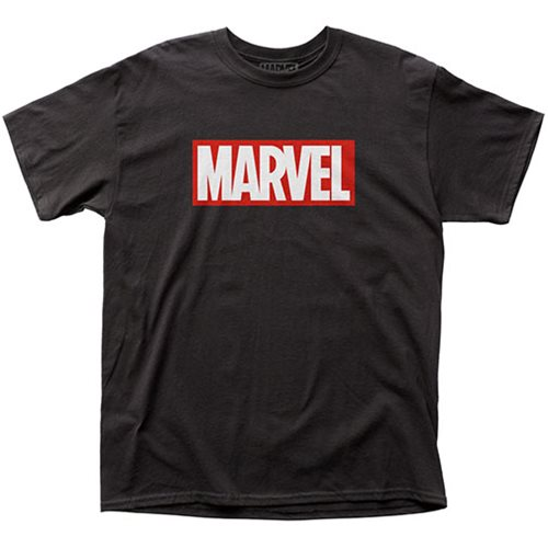 Marvel Comics Marvel Logo T-Shirt