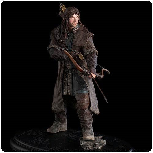 The Hobbit An Unexpected Journey Kili the Dwarf 1:6 Scale Statue