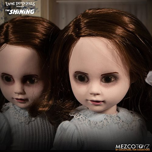 Living Dead Dolls The Shining Grady Twins Talking Dolls
