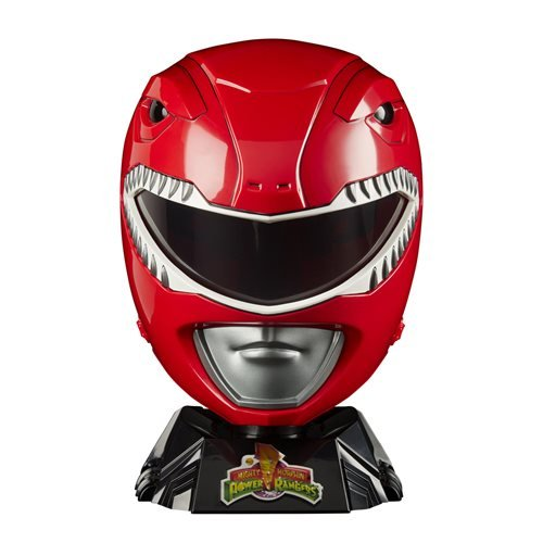 Power Rangers Lightning Collection Red Ranger Helmet