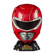 Power Rangers Lightning Collection Premium Red Ranger Helmet Prop Replica
