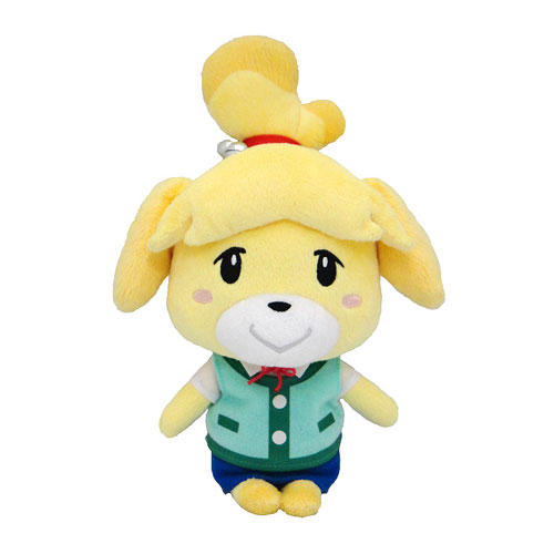 Animal Crossing Isabelle 8 Inch Plush Entertainment Earth