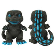 Godzilla Atomic Breath Glow-in-the-Dark 6-Inch Pop! Vinyl Figure - Previews Exclusive