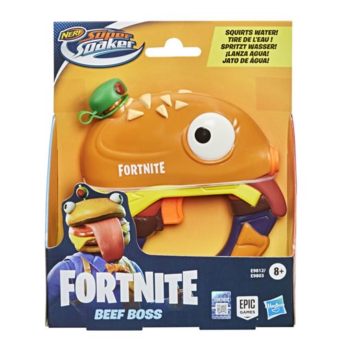 Fortnite Nerf Super Soaker Water Blasters Wave 1 Set