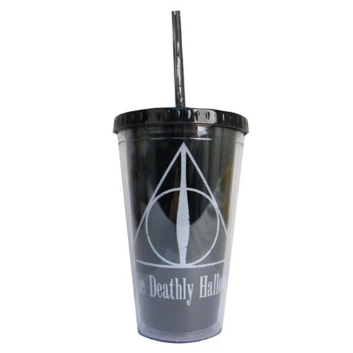 Harry Potter and the Deathly Hallows Travel Cup