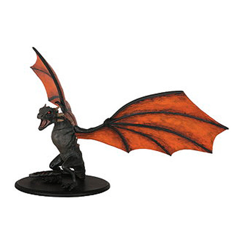 Game of Thrones Drogon Dragon 3-Inch Statue - Convention Exclusive
