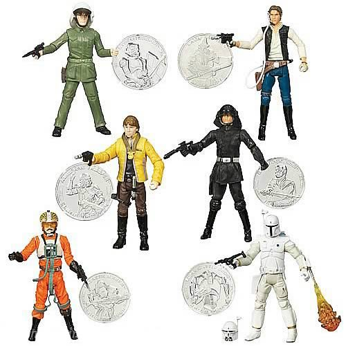 Star Wars 30th Anniversary Figures Wave 2