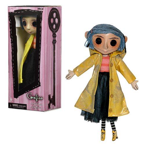 Coraline Doll Neca Coraline 10 Inch Doll Replica