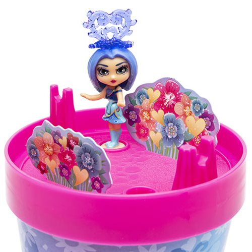 Awesome Blossems Doll Blind Box Mini-Figure Display Tray