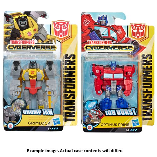 Transformers Cyberverse Scout Wave 8 Case