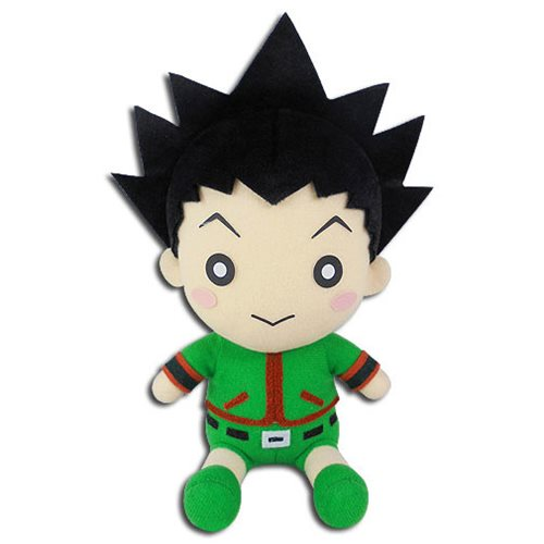 Hunter x Hunter Gon Sitting Pose 7-Inch Plush