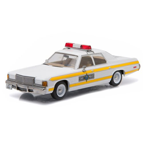 The Blues Brothers 1977 Dodge Royal Monaco Illinois State Police 1:43 Scale Die-Cast Metal Vehicle
