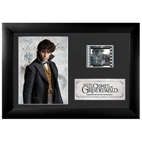 Fantastic Beasts: The Crimes of Grindelwald Series 2 Mini Film Cell