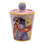 Winnie the Pooh and Friends Best Friends Toothbrush Holder