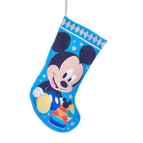 Mickey Mouse Baby 19-Inch Stocking