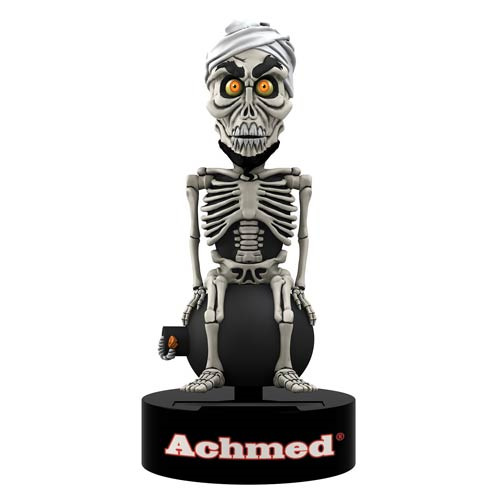 Jeff Dunham Achmed Solar-Powered Bobble Head